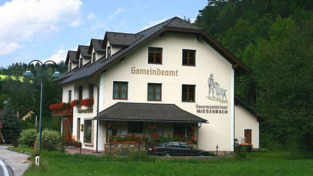 Naturdenkmäler in Miesenbach