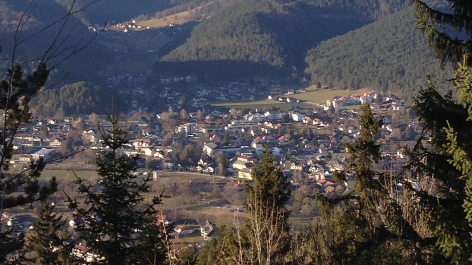 Naturdenkmäler in Pernitz