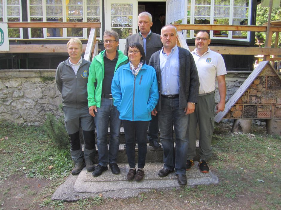 Hüttenheurigen 2015
