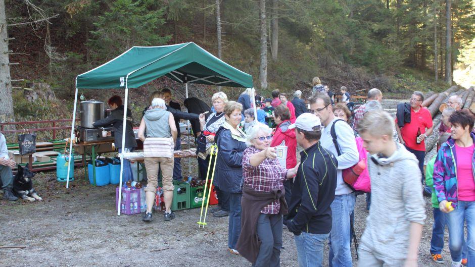 2013 – Fitmarsch der Gemeinden